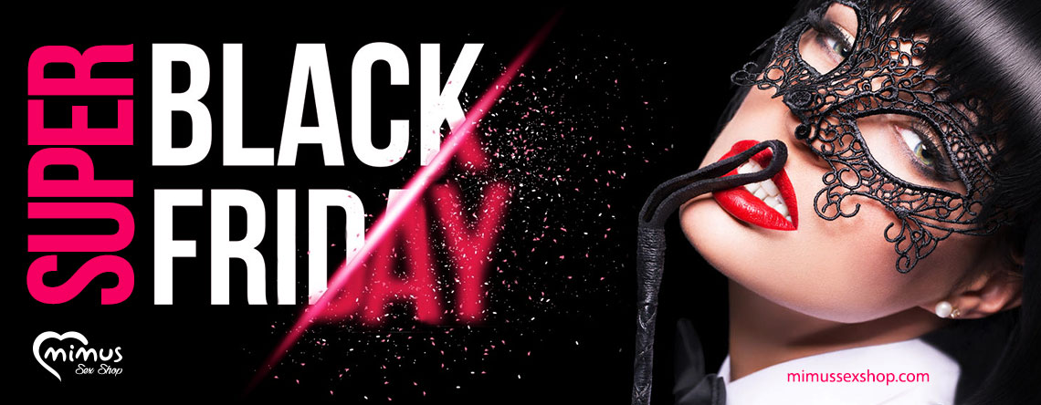 Black Friday Mimus Sex Shop