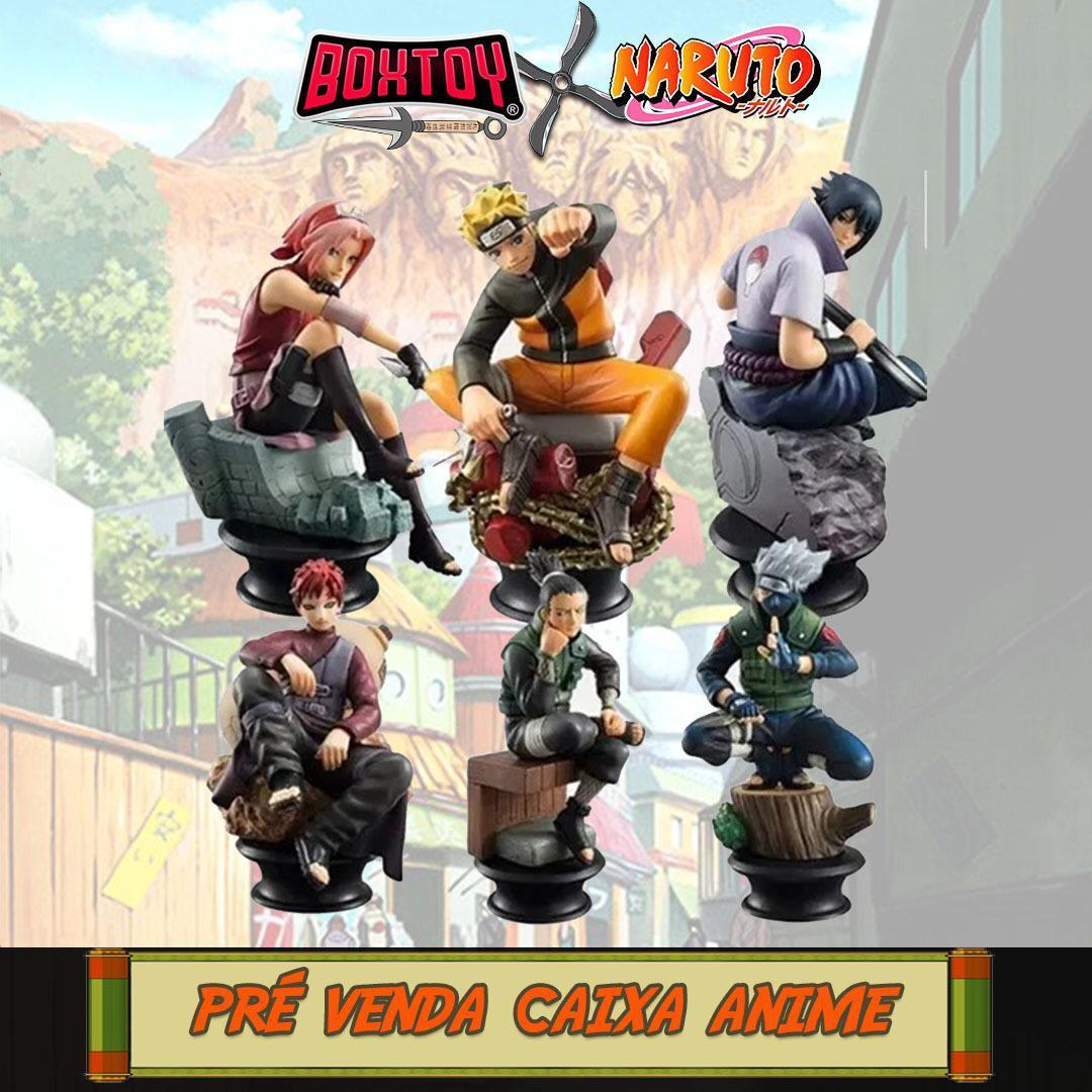 Próxima Box - Naruto