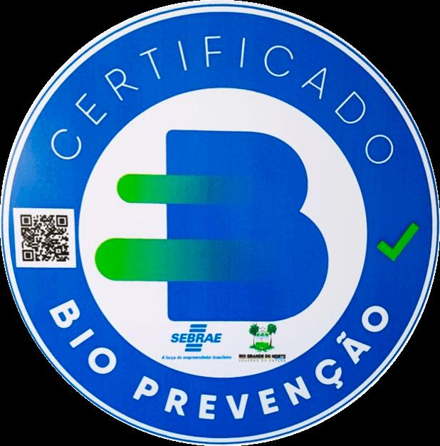 Selo de Biosegurança