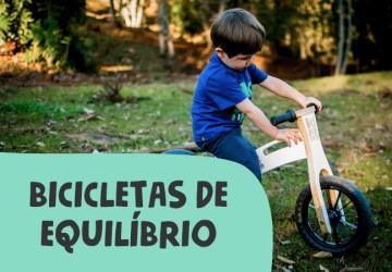 Bicicletas de equilíbrio