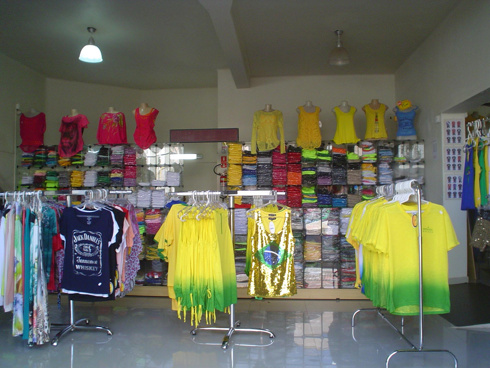 Fábrica de Camisetas Impakto - Sales de Oliveira
