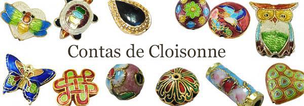 Contas de Cloisonne