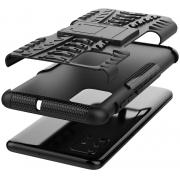Capa Skudo Armadura 2x1 - Samsung Galaxy A51 (Tela 6.5)