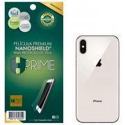 Película Hprime NanoShield - Verso - Apple iPhone X (Tela 5.8)