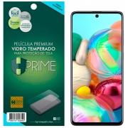Película Hprime Vidro Temperado - Samsung Galaxy A71 (Tela 6.7)