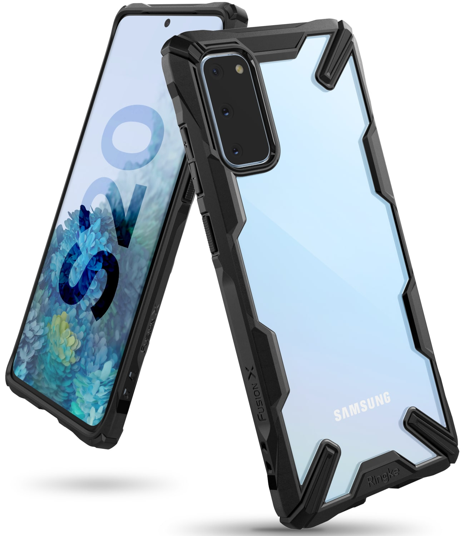 Capa Ringke Fusion X - Samsung Galaxy S20 (Tela 6.2)