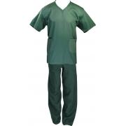 Pijama Cirúrgico Conjunto - Brim Leve
