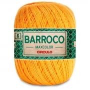 FIO PARA ARTESANATO BARROCO 6 MAX COLOR 885 TEX 200g - 226m - COR 1449 OURO