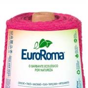 FIO PARA ARTESANATO EUROROMA 4 8/8 - COR PINK