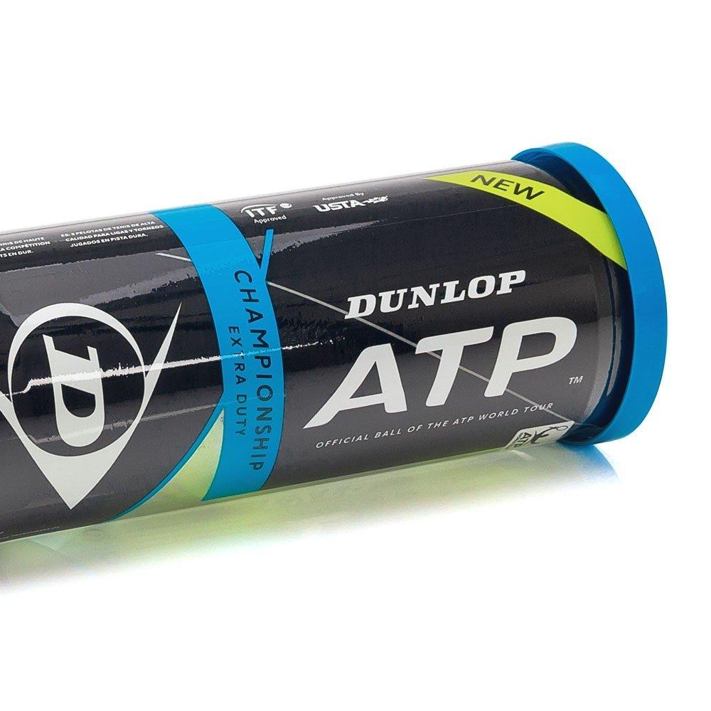 Bola de Tênis Dunlop ATP Championship Extra Duty 3 bolas