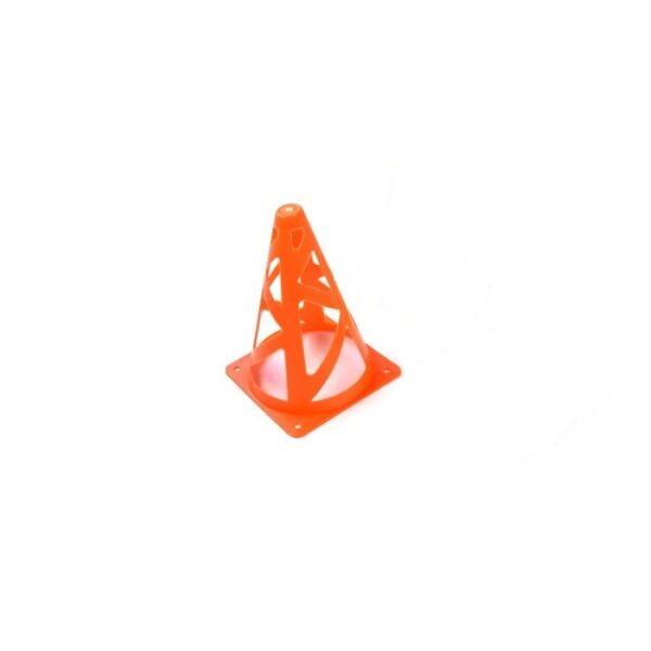 Cone Flexível 22 cm Laranja