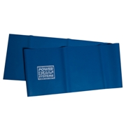 Faixa Elástica Forte Azul  Flat Band  1,20m