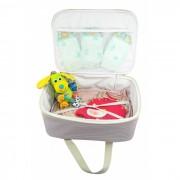 Kit 3 bolsas Maternidade Bear Hug - Rosa