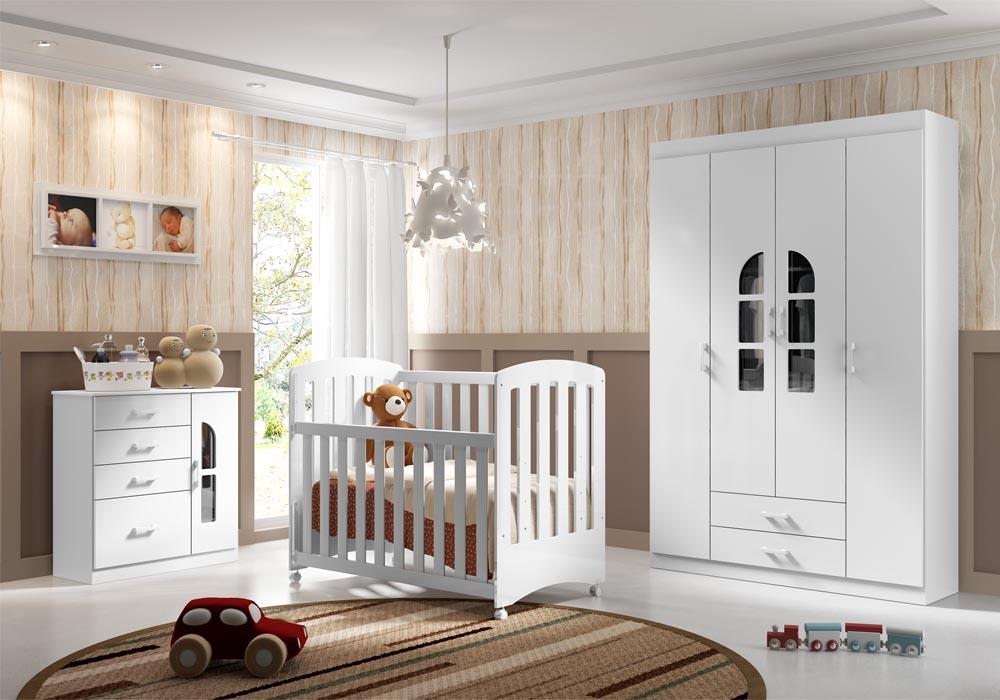 Quarto do beb� infantil Quindim - Multim�veis - Clik Baby - Quarto do bebe - M�veis infantil - M�veis infantis