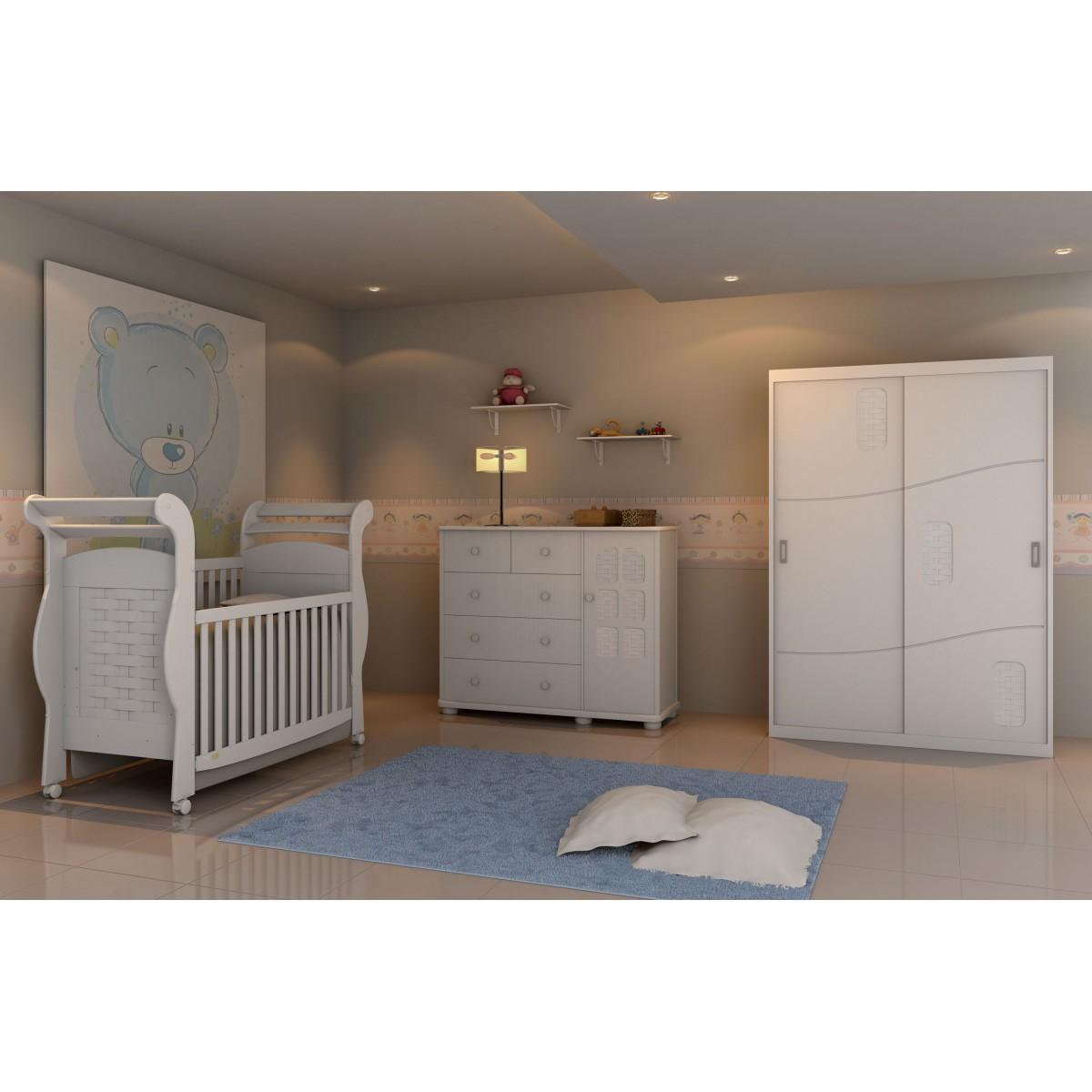 M�veis para Quarto do bebe Amore Treli�a - Matic - Clik Baby - Quarto do bebe - M�veis infantil - M�veis infantis