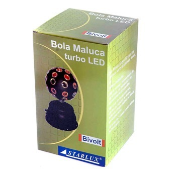 Bola Maluca Turbo LED