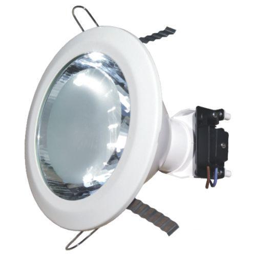 REFLETOR EMBUTIR TD 04 BRANCO - 2 LAMP  18W - TASCHIBRA