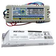 Reator Eletrônico 15W/16W Bivolt - 2 Lâmpadas Fluorescente Brasillux
