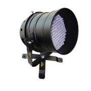 CANH�O REFLETOR LED - PAR 64 COM 183 LEDS ALTO BRILHO - INDUSPAR
