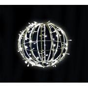 Bola de Natal  40 cm Gigante Led Esfera
