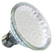 Lâmpada LED  3W Par 30 60 LEDs Branco 220V E27