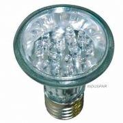 Lâmpada PAR 20 Led Branca 30 LEDs 6200K 220V