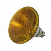 Lâmpada Par 30 Amarela Halogena 75W