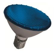 Lâmpada Par 30 Azul Halogena 75W
