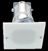 Lumin�ria de Embutir 150X150MM Aluminio tipo Quadrado, para 1 L�mpada de 25W, Soquete E27 - WDESIGN
