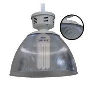 Lumin�ria Prism�tica 22 POL Acr�lico PS com Alojamento Ta�a Tech - Kit 510W com L�mpada Econ�mica FL