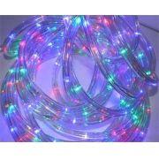Mangueira Luminosa Colorida LED -   Metro 127V - Corda de Natal