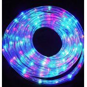 Mangueira Luminosa Colorida Incandescente -  10 Metros 127V - Corda de Natal