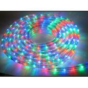 Mangueira Luminosa Colorida LED - 10 Metros 127V - Corda de Natal
