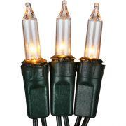 PISCA 100 LED BRANCO FIO VERDE - PADR�O UL - 8,70 METROS - REF 1248