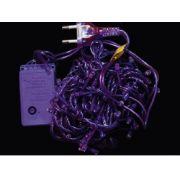 PISCA 100 LEDS ROXO - FIO ROXO - 9,50 METROS - REF 1339/1340 - INDUSPAR