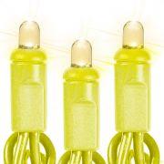 Pisca - Pisca 100 LEDs Amarelo com 10,00 Metros 127V ( PISCA 8 FUNÇÕES ) - REF 1135