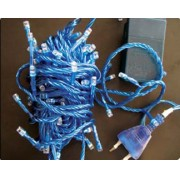 PISCA 100 LEDS AZUL - 9,50 METROS - REF 1302 / 1308 - INDUSPAR