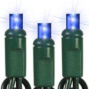 Pisca - Pisca 100 LEDs Azul com 10,00 Metros 220V ( PISCA 8 FUNÇÕES ) - REF 1356