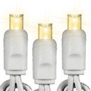 Pisca - Pisca 100 Micro Lâmpadas Branco com fio verde - REF 1023