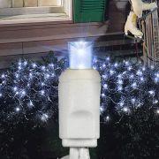 Rede 320 Lâmpadas Branco com 2,2 x 1,8m  220V ( FIXO ) - REF 1147