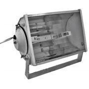Refletor   70W/150W Alumínio Retangular Soquete Bipino