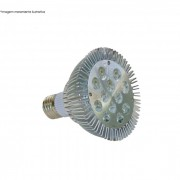 SUPER LED PAR 30  7W CHROME E27 BIVOLT