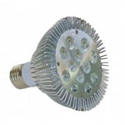 Super Led Par 38 12W CHROME E27 Bivolt