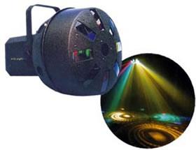 LED TEK GOBO LIGHT AB-317 RGB BIVOLT