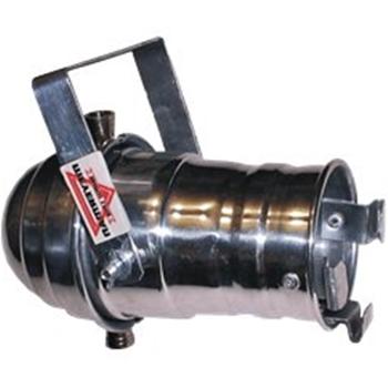 Canhão Refletor em Alumínio Micropar Dicróica com Porta Gelatina
