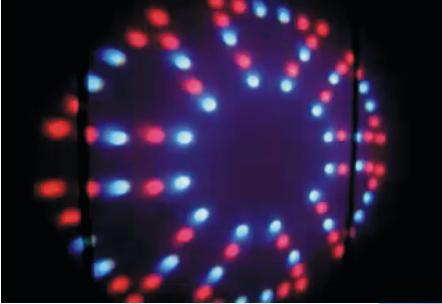 LED TEK Twister RGBW DMX