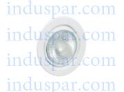 Luminária para Lâmpada Fluorescente de Embutir Decorativa - Ref. 6002