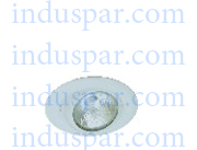 Luminária para Lâmpada Fluorescente de Embutir Decorativa - Ref. 6006