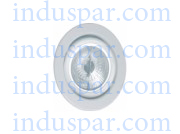 Luminária para Lâmpada Fluorescente de Embutir Decorativa - Ref. 6007