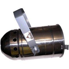 Canhão Refletor em Alumínio Halogeno Corpo Inteiro Curto